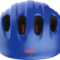 Abus Kinder Fietshelm Smiley 2.1 - Sparkling Blue