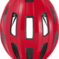 Abus Fietshelm Macator - Blaze Red