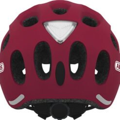 Abus Fietshelm Youn-I ACE - Cherry Red