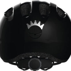 Abus Kinder Fietshelm Smiley 2.0 - Royal Black