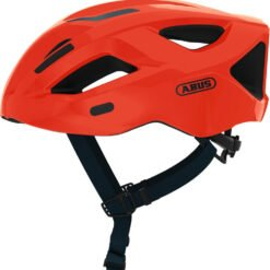 Abus Fietshelm Aduro 2.1 - Shrimp Orange