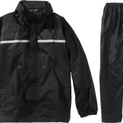 Greenlands Regenpak Basic Rainsuit Unisex - Zwart - Alle Maten